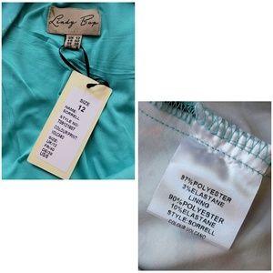 fd67254e6e399 Lindy Bop Dresses | Dinosaur Volcano Print Swing Dress Sz 12 | Poshmark